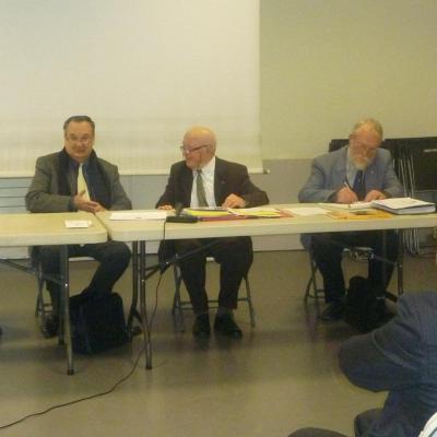 AG du Comité De Liaison 26-03-15