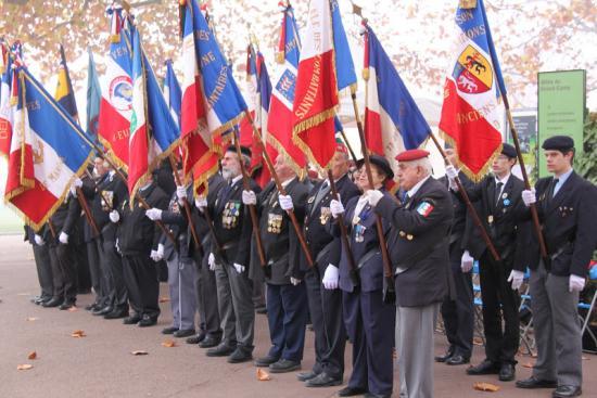 Cérémonie de commémoration de l'armistice du 11 novembre 1918 (5)