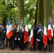 Commémoration de l'Armistice de 1945 Lyon 8 mai 2017 019r