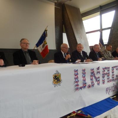 Ag de l'UNACITA samedi 18 mars 2017  Espace citoyen Mairie de Lyon 8ème