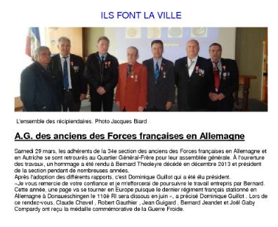 A g des anciens des forces francaises en allemagne2014