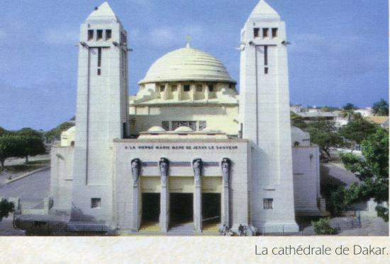 Cathedrale dakar