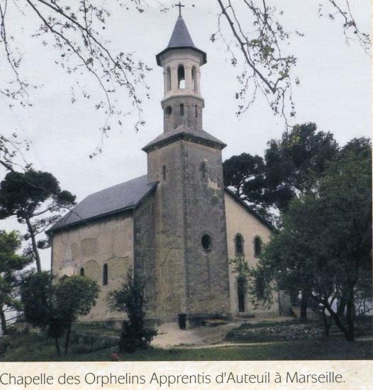 Chapelle oaa marseille