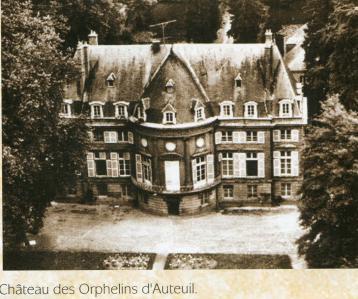 Chateau orphelins