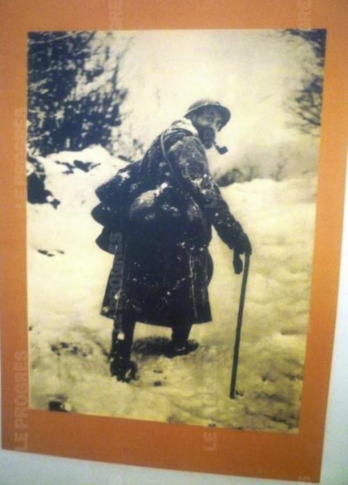 L un des documents photographiques du commandant tournassoud photo gerard chauvy 1473880289