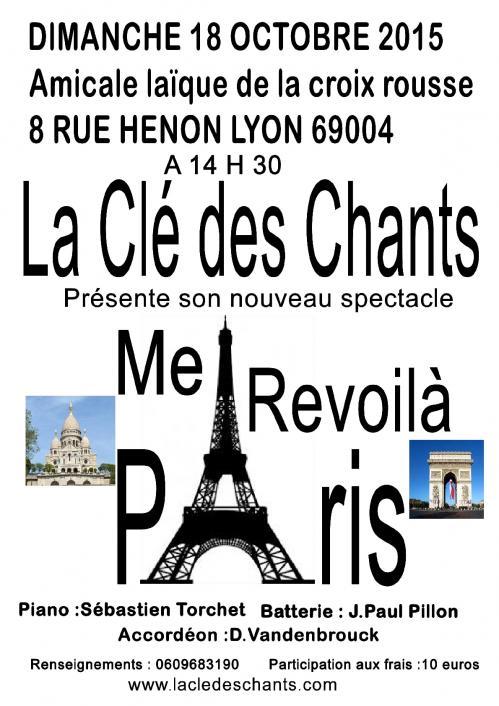 Paris affich 2 1