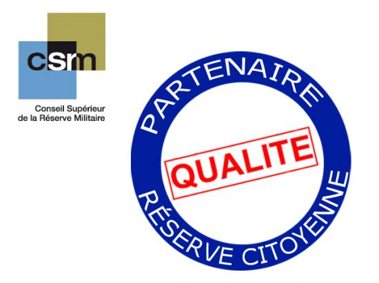 Qualite partenaire de la reserve citoyenne